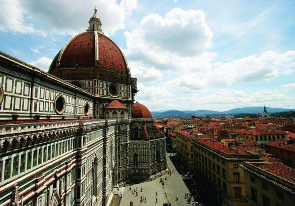 Φλωρεντία: Piazza Duomo