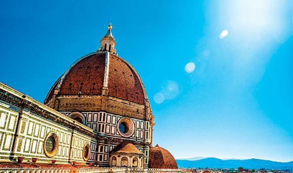 Φλορεντία:Καθεδρικό της Φλωρεντίας