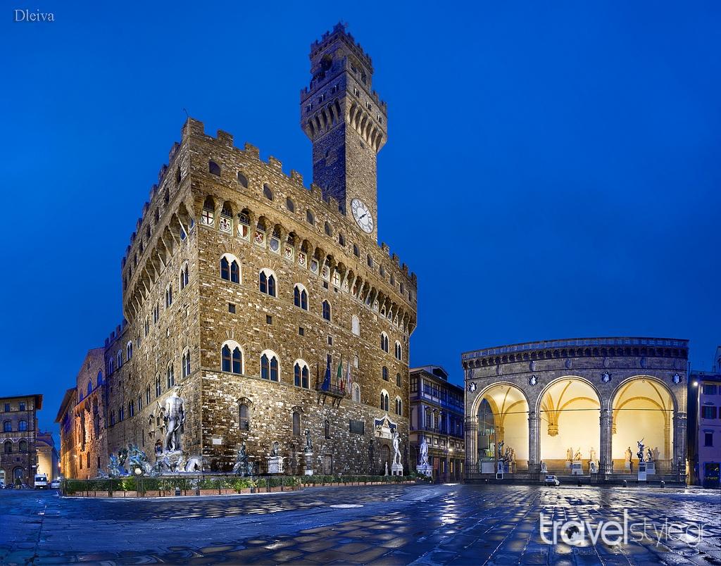 Φλωρεντία:Accademia Gallery