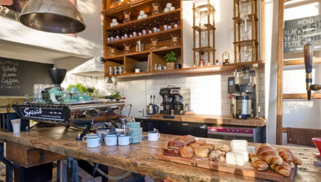 Lot Sixty One, καφέ Άμστερνταμ