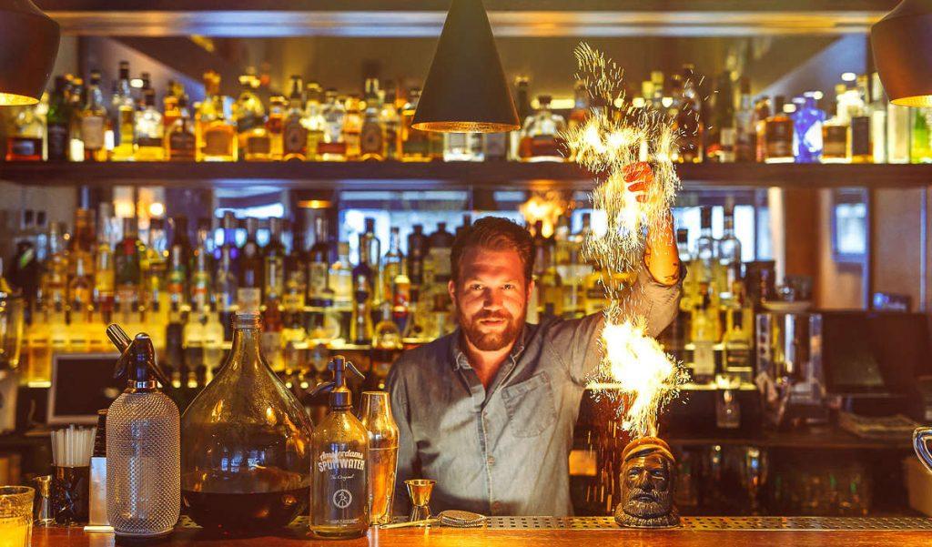 Vesper Bar, διασκέδαση Άμστερνταμ