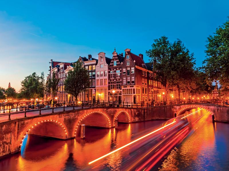 Τα καλύτερα μέρη για καφέ, φαγητό και ποτό στο Άμστερνταμ!