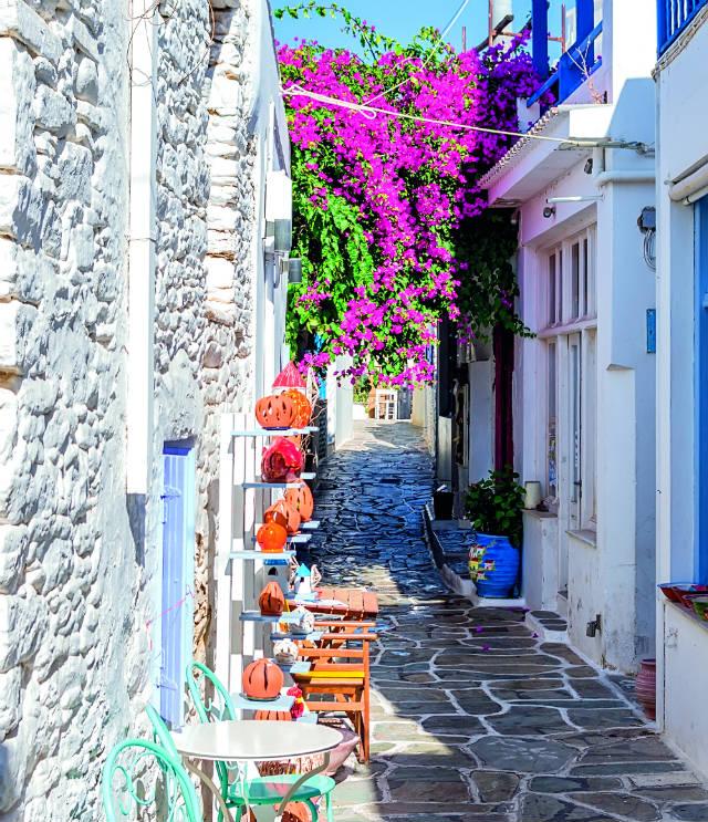 Κουφωνήσια Ελλάδα