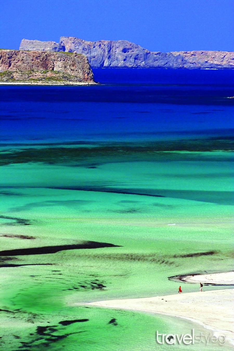 παραλίες των Χανίων