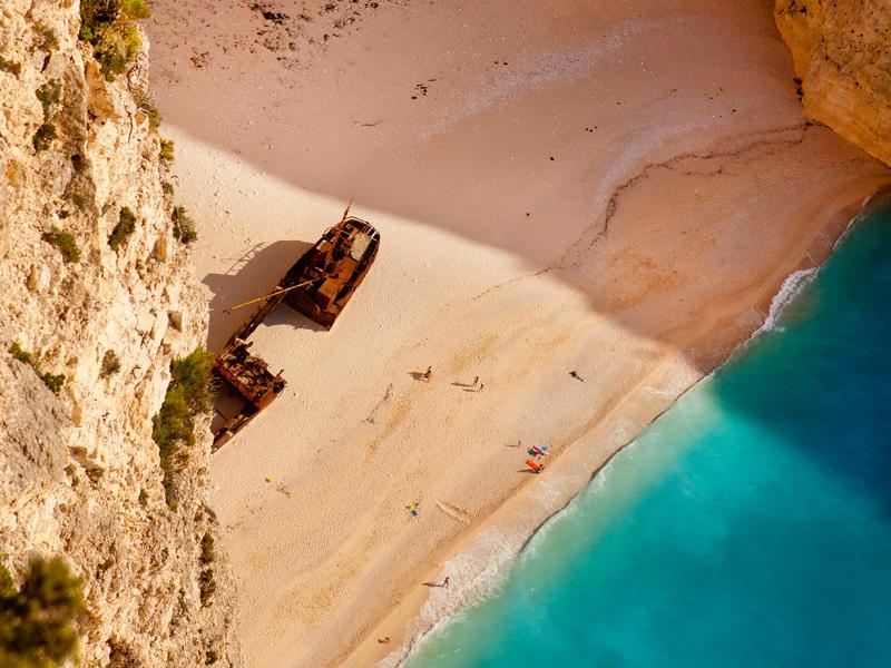 Ζάκυνθος παραλίες