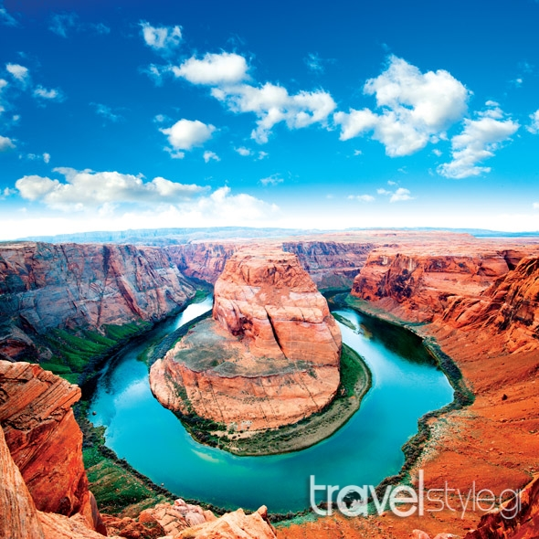 shutterstock_115462867-Horse Shoe Bend, Page