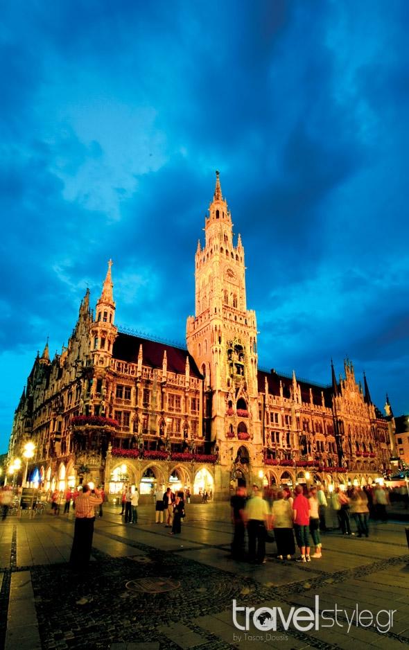 """Μόναχο: Η """"κυρία"""" της Βαυαρίας θα σε καθηλώσει με την ομορφιά και την φινέτσα της!"""