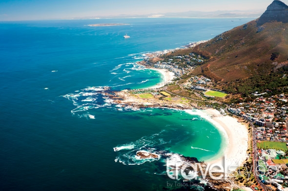 shutterstock_92510653-aerial coastal view of Cape Town