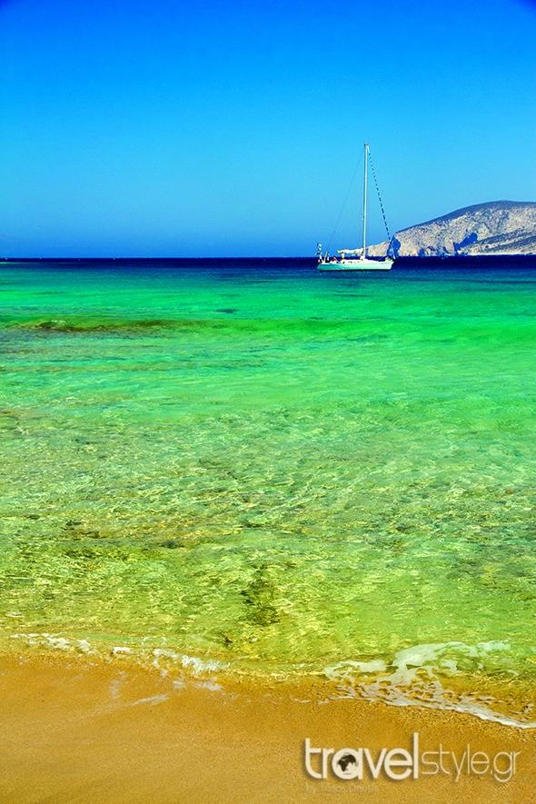 Παραλία Φανός Κουφονήσια