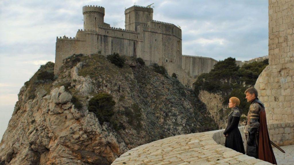 Ντουμπρόβνικ Game of Thrones