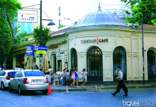 Nisantasi: Γνωρίστε το... Κολωνάκι της Κωνσταντινούπολης!
