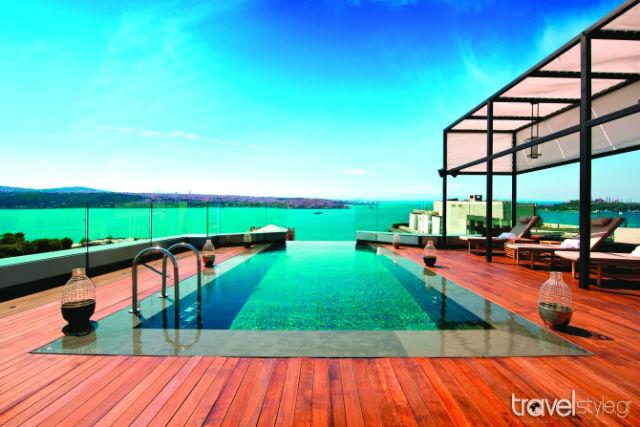 Nisantasi πισίνα