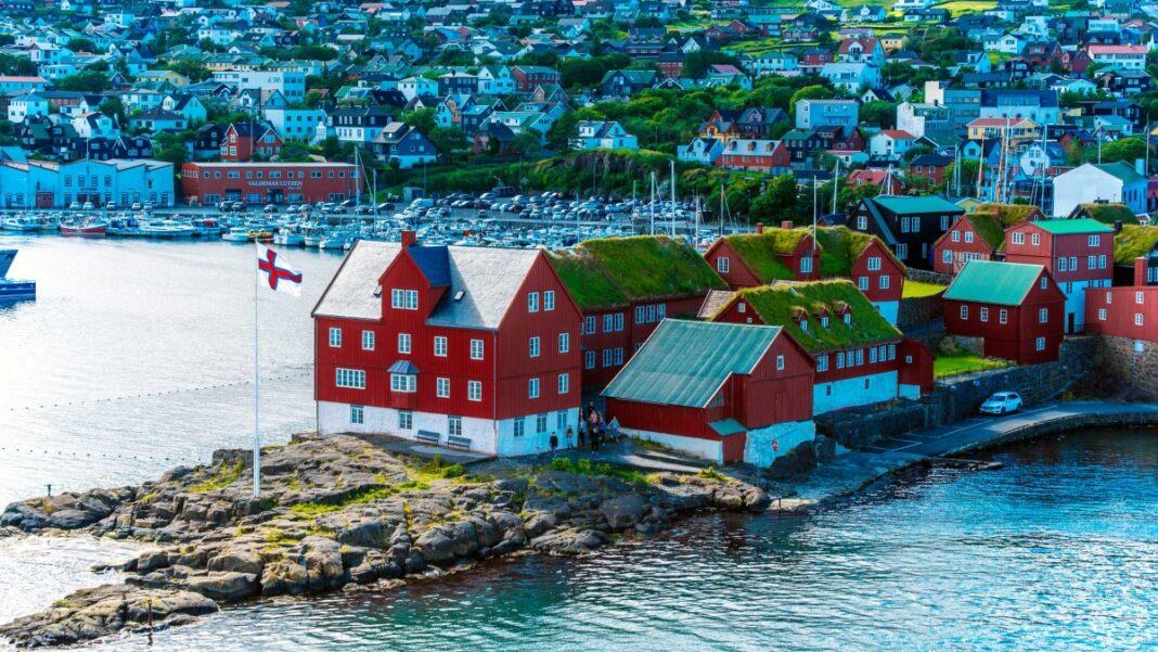Torshavn πρωτεύουσα Νήσοι Φερόε