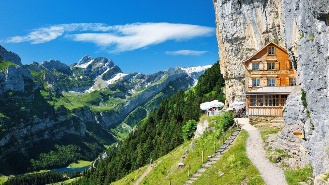 ξενοδοχείο Aescher Ελβετία