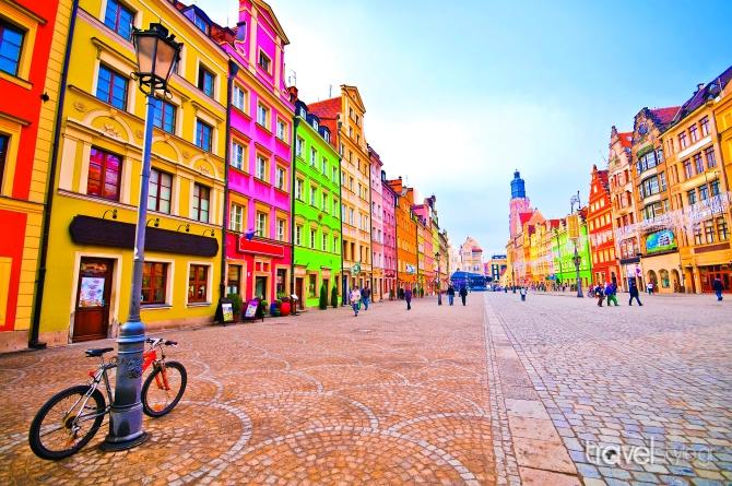 Wroclaw, Πολωνία