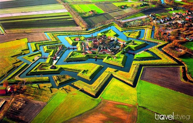 Bourtange, Ολλανδία