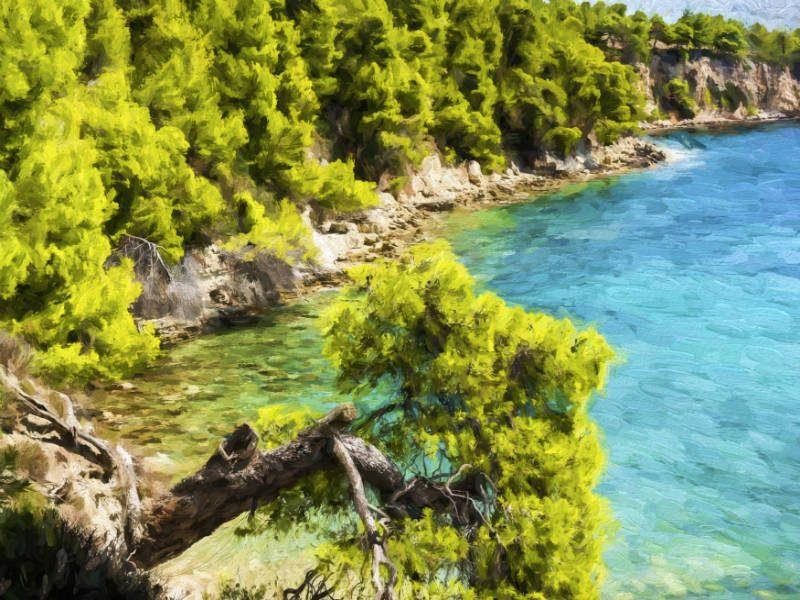 Τα δυο υπέροχα ελληνικά νησιά θα σε φέρουν σε απόλυτη ισορροπία µε τη φύση