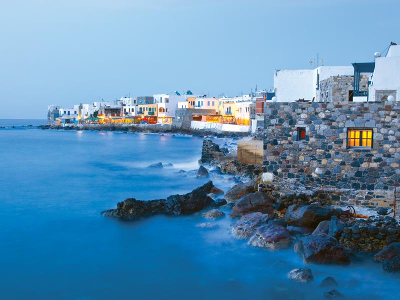 Νίσυρος λιμάνι