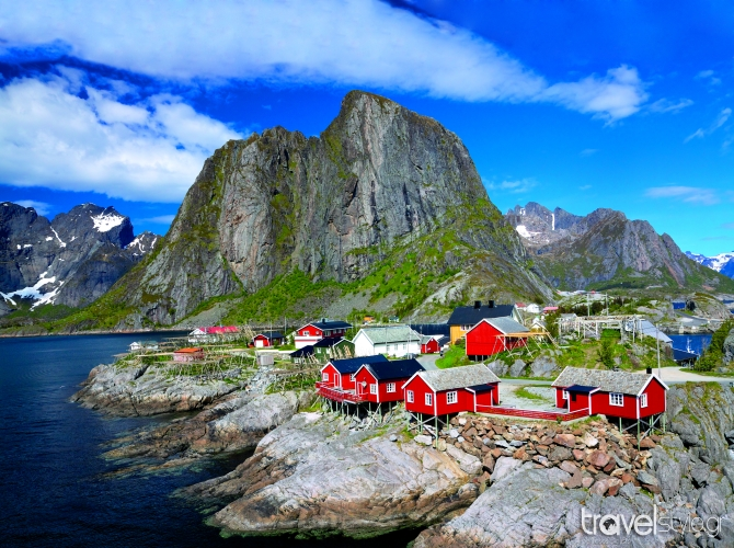 Hamnoy, Νορβηγία