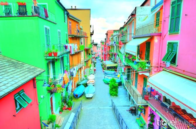 Manarola, Ιταλία