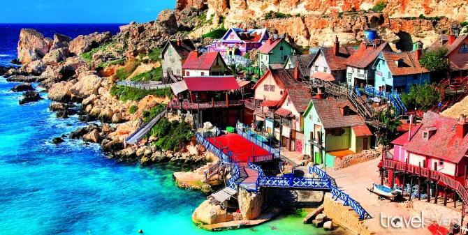 Popeye Village, Μάλτα