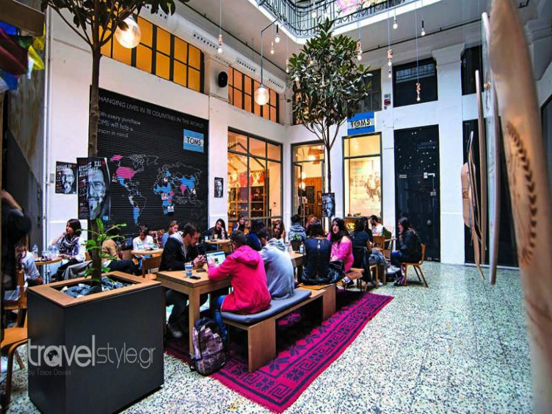 45aaec3d18e Το μοναδικό TOMS Flagship Store στην Ελλάδα είναι στη Θεσσαλονίκη…και  μεγαλώνει! Εμείς το ανακαλύψαμε από την πρώτη στιγμή παρουσίας του!