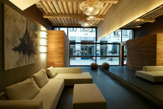 Hotel Matelote, Αμβέρσα