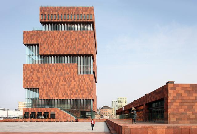 Μουσείο στο Ποτάμι, Αμβέρσα