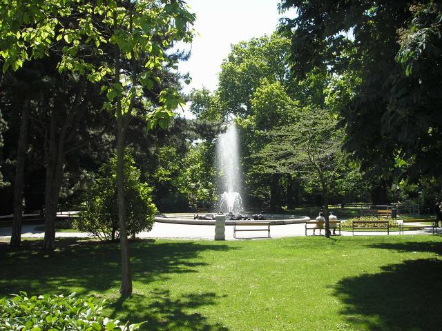 Πάρκο Βιέννη