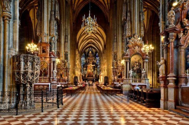Ο καθεδρικός του Αγίου Στεφάνου, Βιέννη