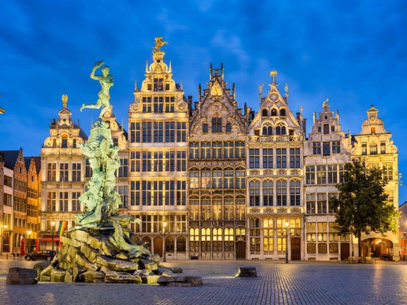 Αμβέρσα, Βέλγιο
