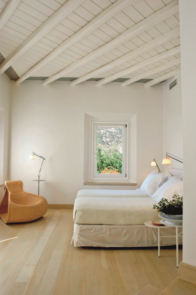 H κυκλαδίτικη αρχιτεκτονική είναι εμφανής σε κάθε σημείο του  Elies Resort στη Σίφνο