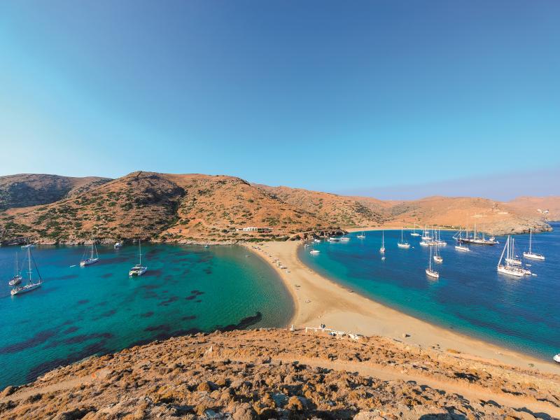 Κύθνος: Το μικρό low budget νησί του Αιγαίου που αποτελεί hot προορισμό!