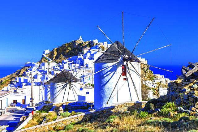 Σέριφος - νησιά κοντά στην Αθήνα
