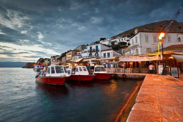 Ύδρα - νησιά κοντά στην Αθήνα