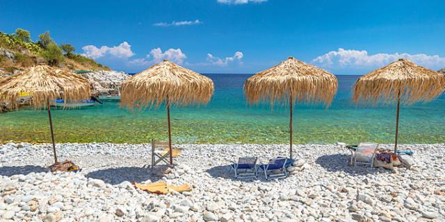 Παραλία Κοκκάλα, Μάνη