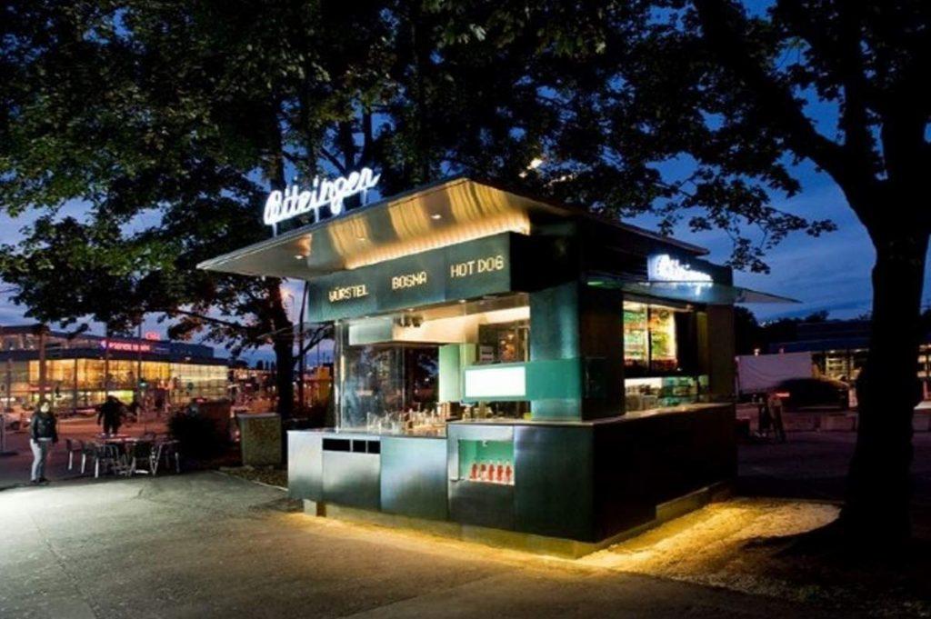 Street food Βιέννη