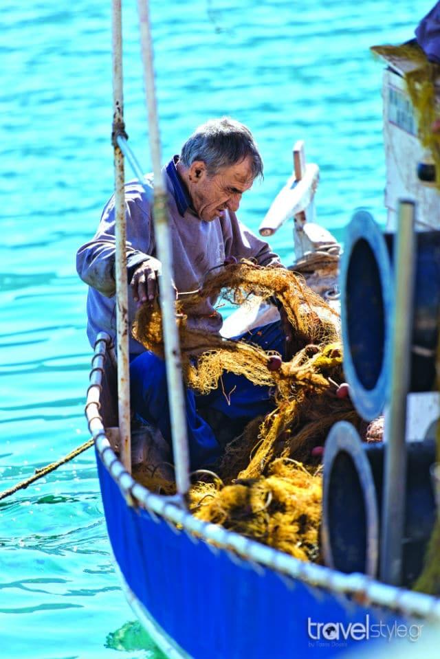 Αντίκυρα ψαράς