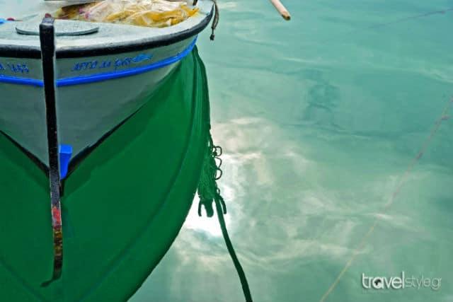 Αντίκυρα βάρκα