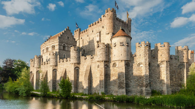 Κάστρο της Γάνδης