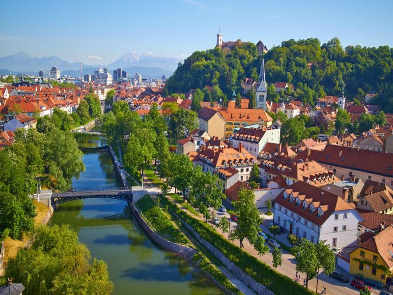 Αποτέλεσμα εικόνας για λουμπλιάνα σλοβενία