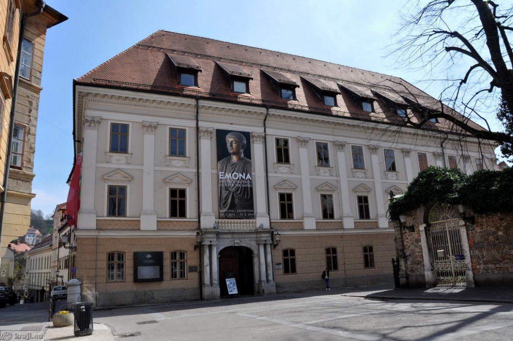 Βιβλιοθήκη Λιουμπλιάνα