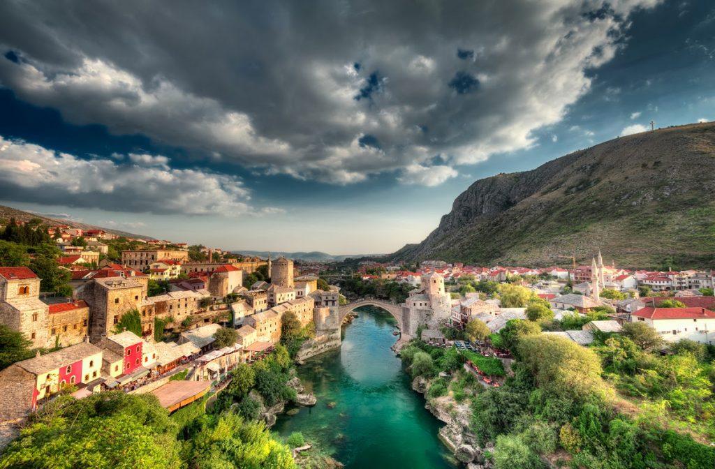 Mostar Βοσνία Ερζεγοβίνη