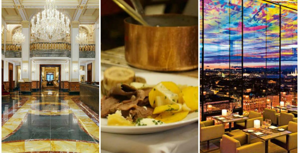 Βιέννη: Οι καλύτερες προτάσεις για διαμονή, φαγητό και διασκέδαση!
