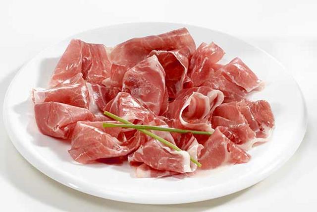 Jamon - ισπανικά φαγητά