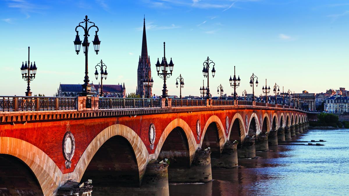 Γέφυρα Pont de Pierre