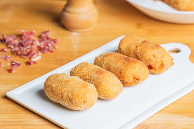 Croquetas - ισπανικά φαγητά