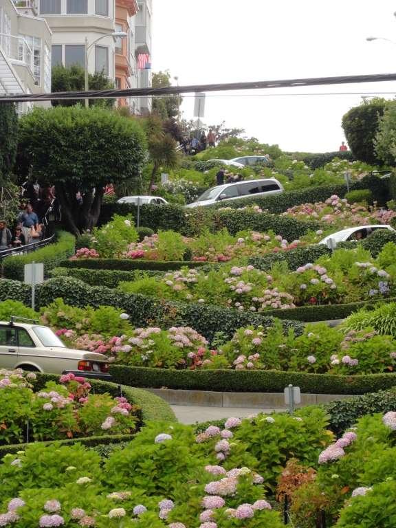 ωραιότεροι δρόμοι Σαν Φρανσίσκο