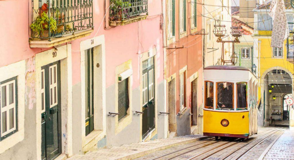 Τελεφερίκ Gloria, Λισαβόνα