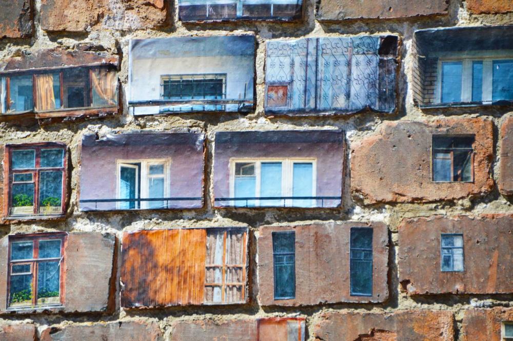 Αγία Πετρούπολη, Ρωσία, γκράφιτι